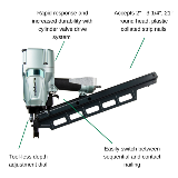 Framing Nailer with Callouts