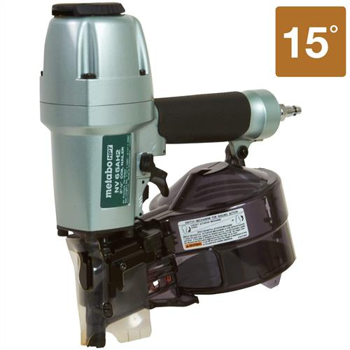 Coil Siding Nailer with Icon