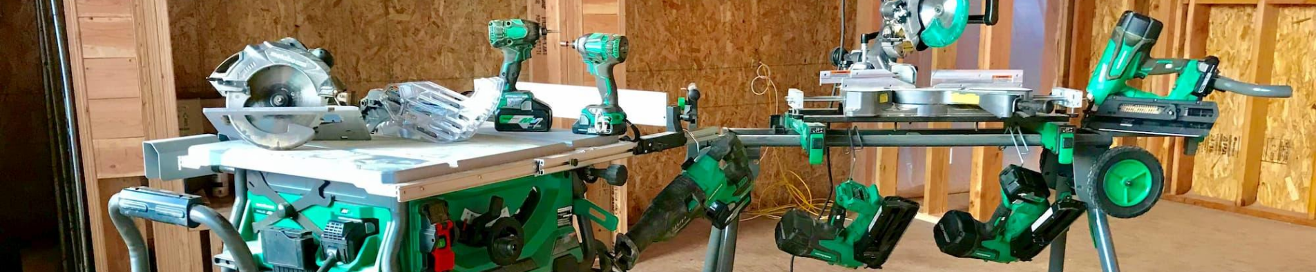 Cordless and Electric Power Tools