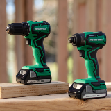 Impact Driver and Drill Kit