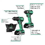 Impact and Drill Kit with Callouts