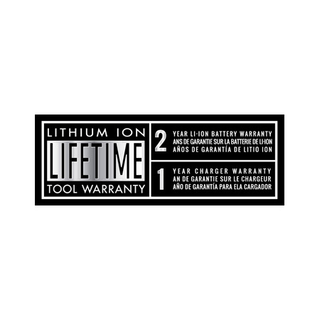 Hitachi C7UR Circular Saw Lifetime Warranty image