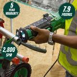 11-Amp Reciprocating Saw callouts