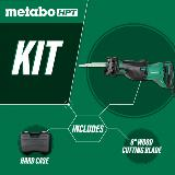 11-Amp Reciprocating Saw kit