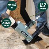 15.5-Gauge Crown Flooring Stapler callouts