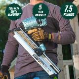 21° Plastic Collated Framing Nailer callouts