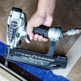 Brad Nailer Kit with Air Compressor - Brad Nailer