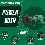 Brushless Oscillating Multi-Tool power