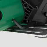 Circular Saw Hex Wrench Storage Detail