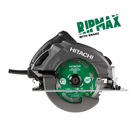 C7BUR circular saw Ripmax  website content side img