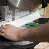 10 Inch miter Saw in action