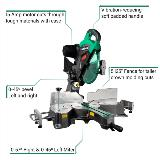 12 Inch Miter Saw Features