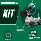 Compound Miter Saw kit