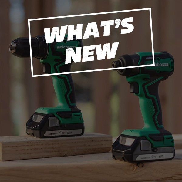 Current Metabo HPT Promotions