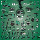 MultiVolt System of Power Tools