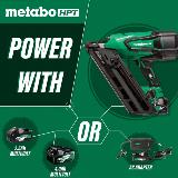 Cordless Metal Connector Power