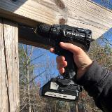 Metabo HPT Black Drill Driver Lifestyle