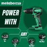 Sub-Compact Cordless Drill power