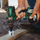 Hammer Drill Action
