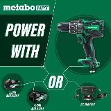 Hammer Drill Power Options