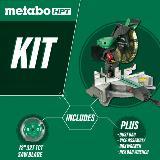 Dual Compound Miter Saw kit