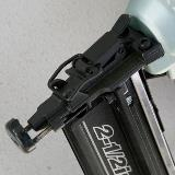Finish Nailer with Air Duster Nose Detail