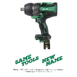 High-Torque Impact Wrench Name Change