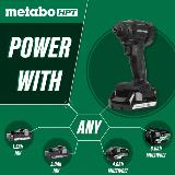 Impact Driver Power Options