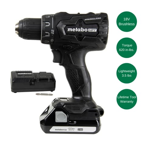 Impact Driver with Callouts