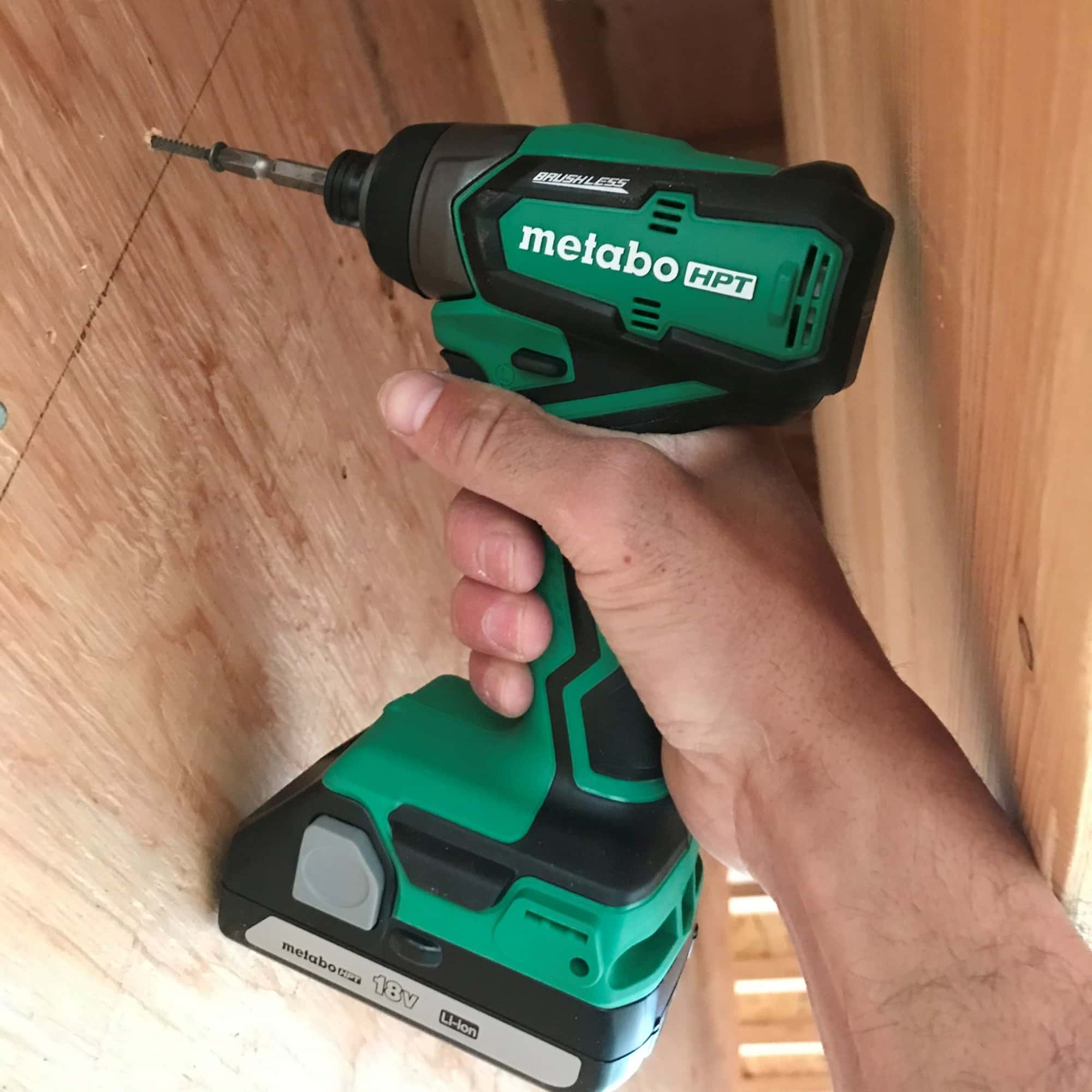 Sub Compact Impact Driver Lifestyle Opt