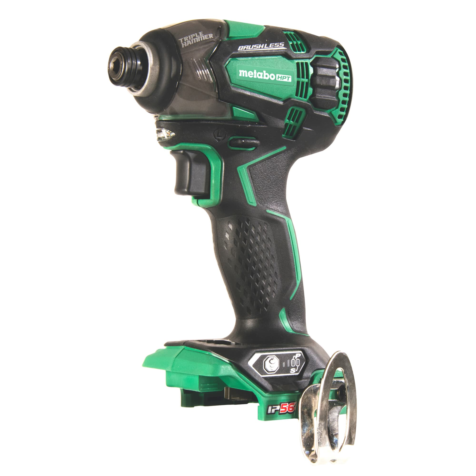 18V Cordless Impact Driver Side