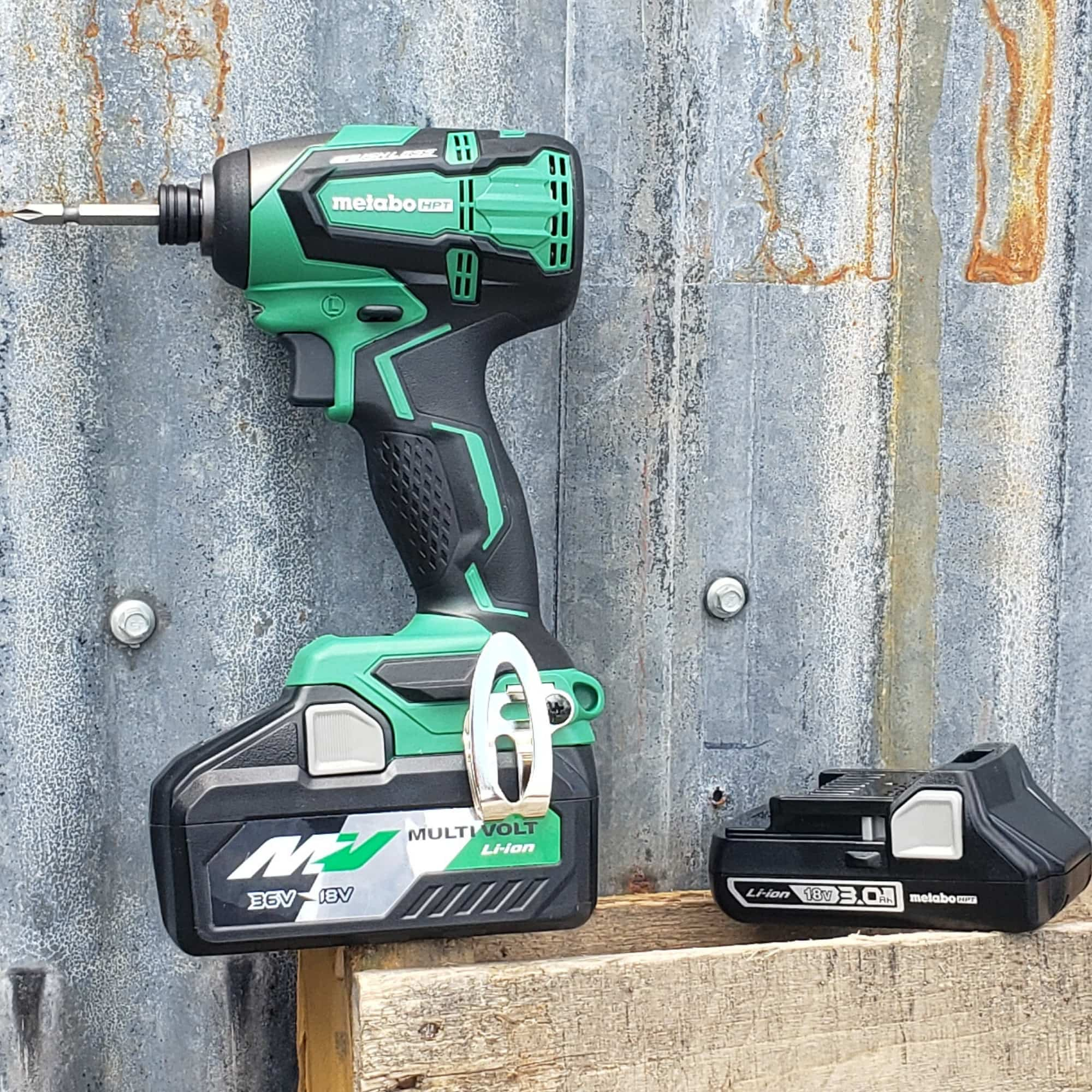 18V impact driver batteries
