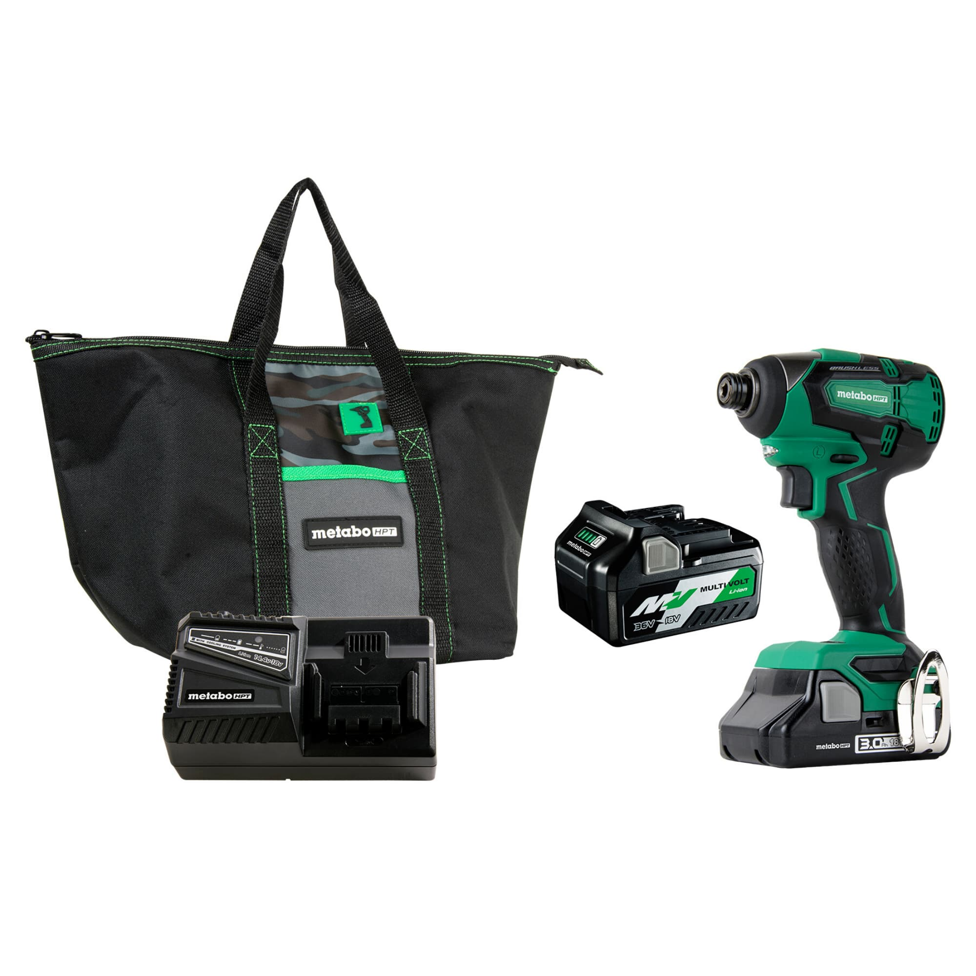 Impact Driver with MultiVolt Battery