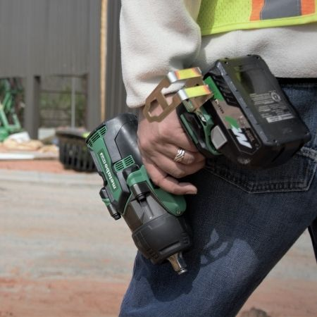 Impact Wrench Action