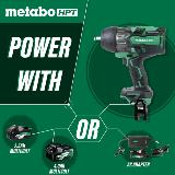 Impact Wrench Power Options