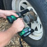 Cordless Impact Wrench Action