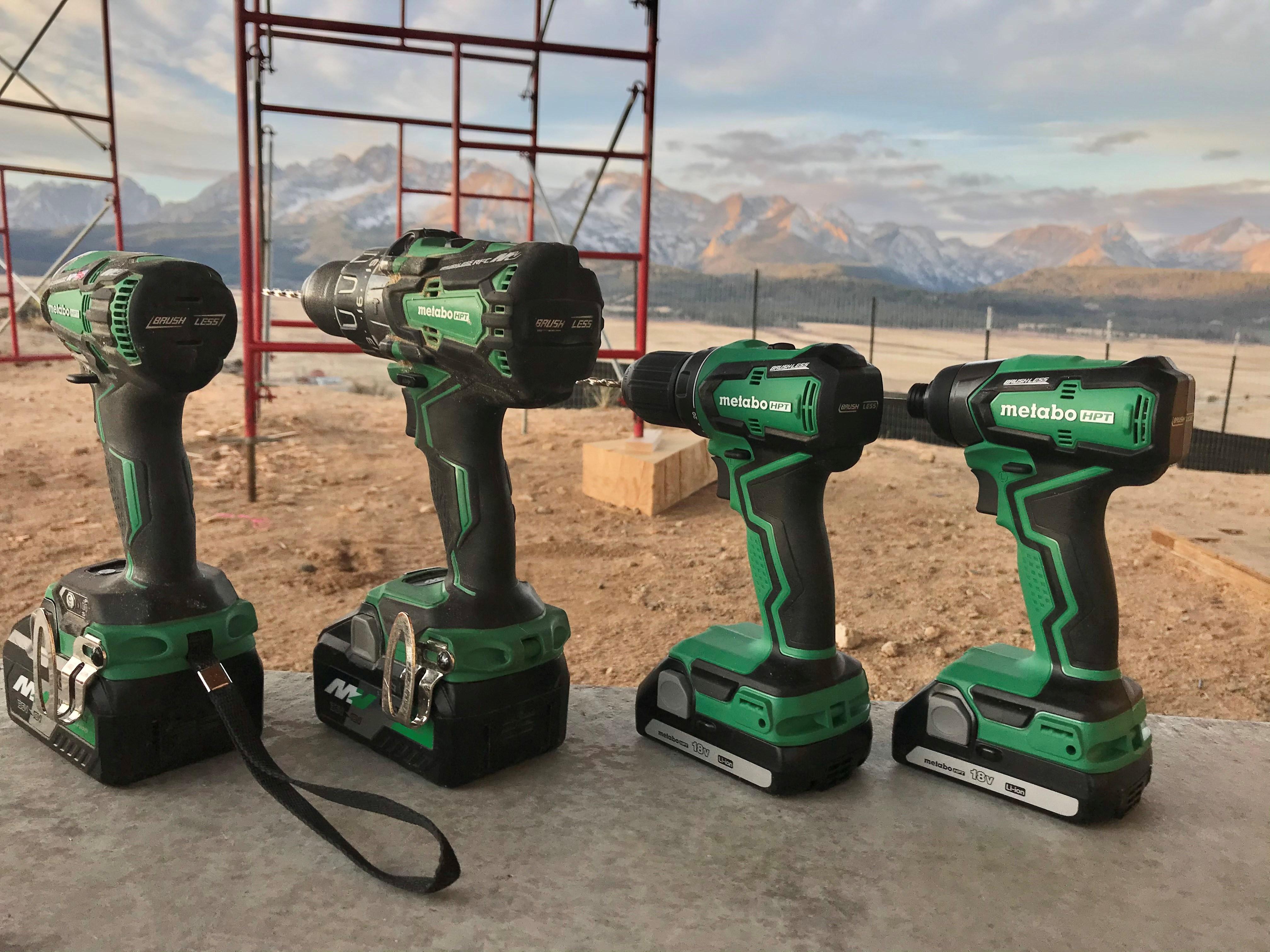MultVolt System of Cordless Power Tools