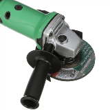 Lithium Ion Angle Grinder Tool Detail