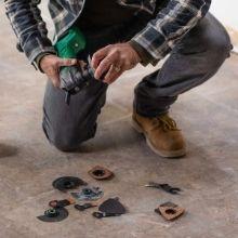Oscillating Tool Accessories