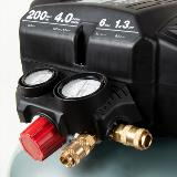 Pancake Air Compressor Detail