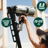 Plastic Collated Framing Nailer callouts