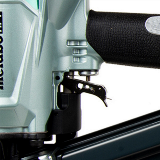 Plastic Collated Framing Nailer Trigger Detail