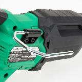 Cordless RecipRocating Saw with rafter hook