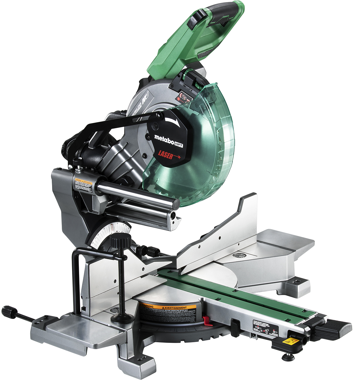 10 Inch Cordless Miter Saw