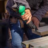 Oscillating Tool cutting