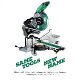 10 Inch Cordless Miter Saw with Name Change