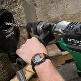 hitachi dh40mc action images