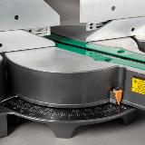 Sliding Dual Compound Miter Saw Miter Scale Detail