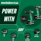 Sub-Compact Driver Drill/Impact Driver Combo power