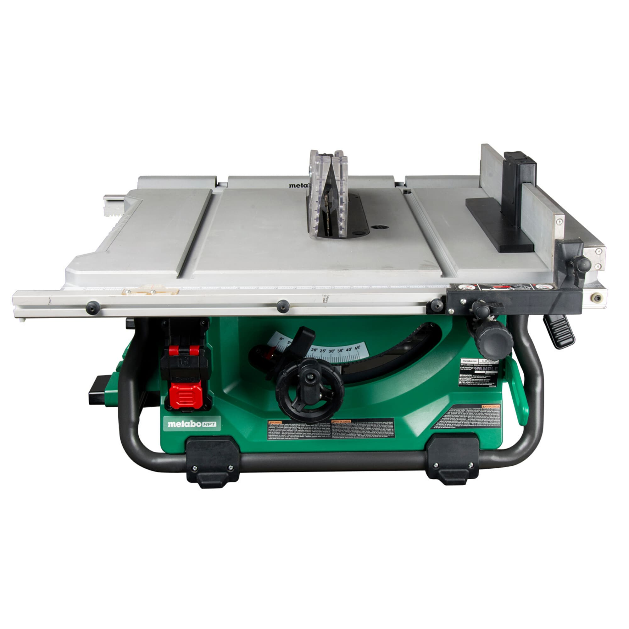 MultiVolt Cordless 36V Table Saw